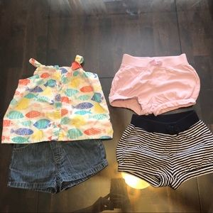 Baby girl size 12 months bundle